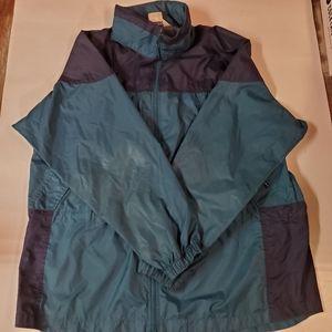 Columbia Windbreaker Jacket Women Sz XL